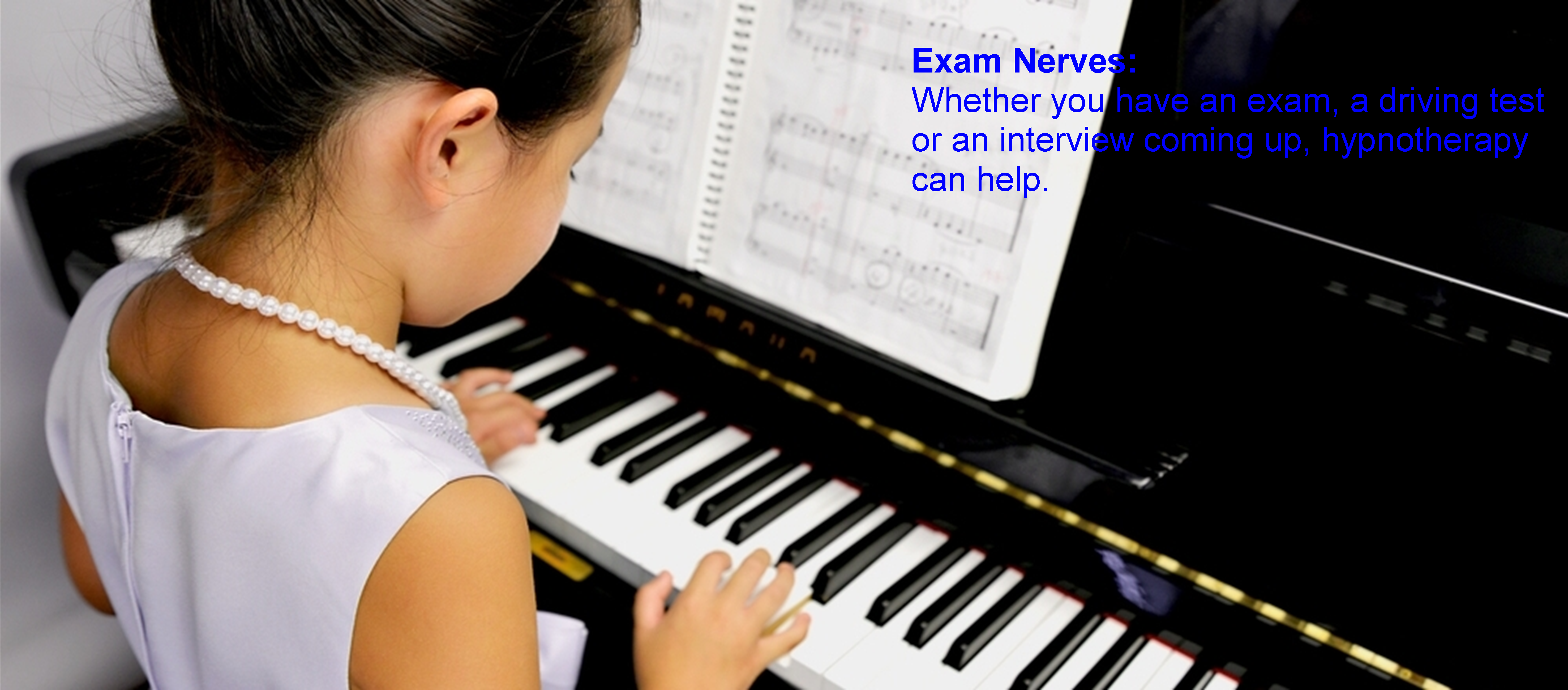 Whether you have a test, exam or interview, you can control your nerves